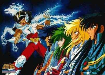 Anime MP3 - Saint Seiya